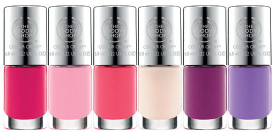 The-Body-Shop-Colour-Crush-Nails-Pinks-Purples-1