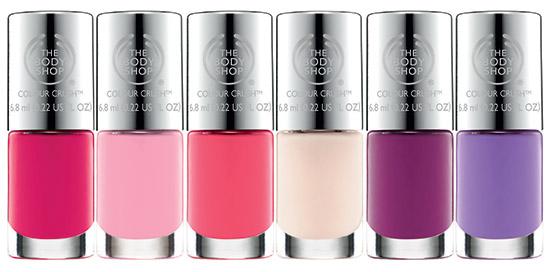 The-Body-Shop-Colour-Crush-Nails-Pinks-Purples-1